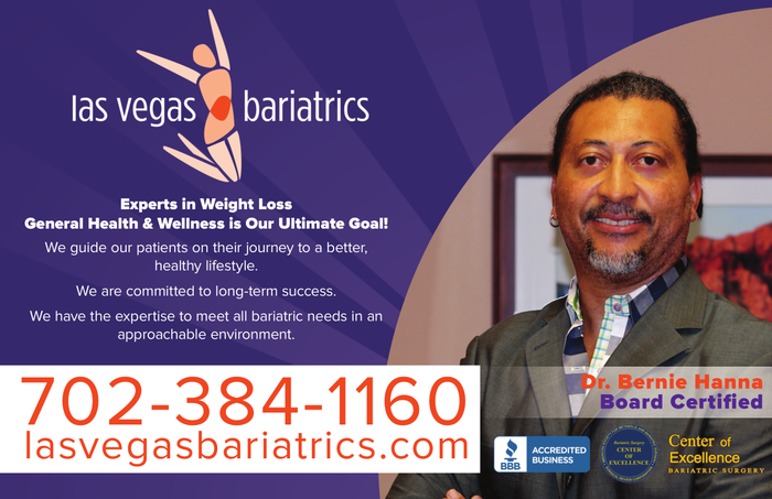Las Vegas Bariatrics Awarded BBB Industry Leader